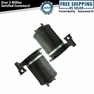 Rear Air Spring Driver Passenger Side Kit Pair Set For Ford Lincoln Truck Suv
