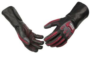Lincoln Electronic Roll Cage Welding Rigging Gloves K3109 M 2x