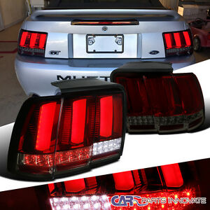 Sequential Tail Lights In Stock Replacement Auto Auto