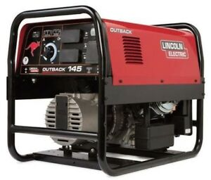 Lincoln Outback 145 Engine Driven Welder Generator K2707 2