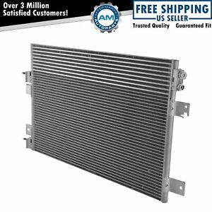 Ac Condenser A C Air Conditioning With Trans Oil Cooler For Chrysler Dodge Jeep