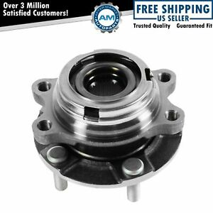 Wheel Hub Bearing Front Left Lh Or Right Rh For 07 12 Altima W Abs 2 5l