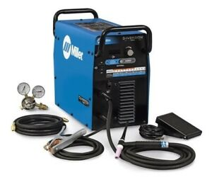Miller Diversion 180 Ac dc Tig Welder 907627