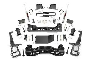 Ford F150 6 Suspension Lift Kit 2011 2013 4wd