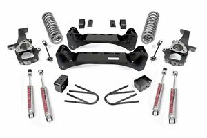 Dodge Ram 1500 6 Suspension Lift Kit 2002 2005 2wd Rough Country
