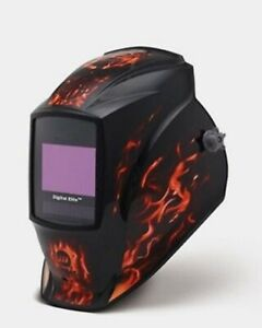 Miller Genuine Digital Elite Inferno Welding Helmet 257217