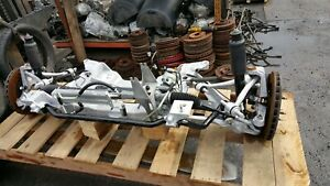 05 13 Corvette C6 Engine Crossmember With Front Suspension Z51