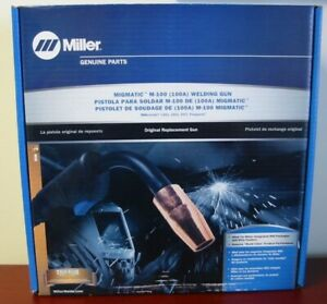 Miller Genuine Migmatic M 100 Welding Gun 10 030 035 248282