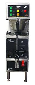 Curtis Gem 600 Ild Single Satellite Coffee Brewer W Gem 3 Server