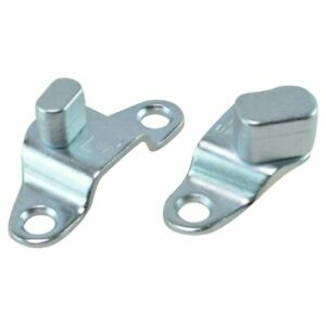 Dorman Body Mounted Tailgate Hinge Pair 2pc For Chevy Pickup Truck New
