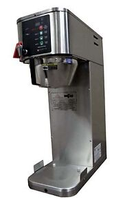 Grindmaster Pbvsa 330 Single Automatic Airpot Coffee Brewer Maker W Faucet