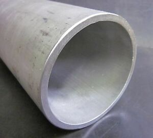 2 375 Od X 2 125 Id X 48 Long Grade 304 Stainless Steel Tube Pipe