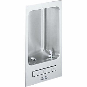 Elkay Edfb12c Fully recessed Wall Mounted Drinking Fountain