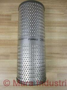 Donaldson P164812 Hydraulic Filter Element W metal Screen New No Box