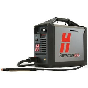 Hypertherm Powermax 45 Xp Plasma Cutter 25 Machine System 088121