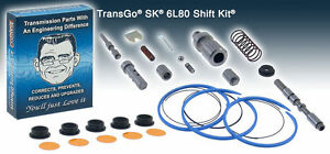 Transgo Sk6l80 Shift Kit Fits 6l80 6l80e 6l90 6l90e Automatic Transmission