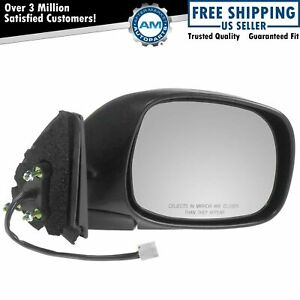 Chrome Heated Power Side Mirror Rh Right For 03 06 Toyota Tundra Pickup Truck