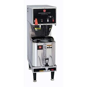 Grindmaster P200 1 5 Gallon Shuttle Satellite Server Coffee Brewer Maker