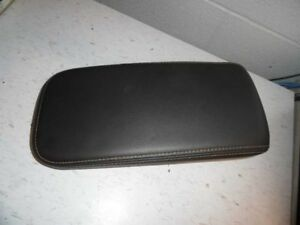 16 Chevy Impala Center Floor Console Lid Oem Leather