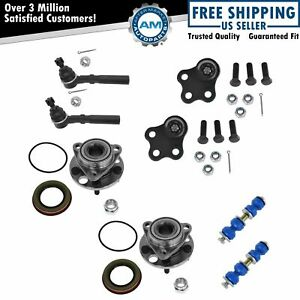 Suspension Front 8 Piece Kit Set For 97 05 Chevy Cavalier Pontiac Sunfire
