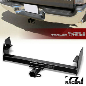 Class 3 Trailer Hitch Receiver Rear Bumper Towing 2 For 2005 2015 Tacoma Truck