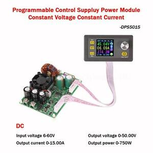 Dps5015 Dc 50v 15a Adjustable Step down Lcd Digital Regulated Power Supply K3b7