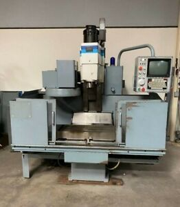 Fadal Vmc 40 Machining Center Model 904 1 Fadal Cnc 88 Control Very Clean Mi