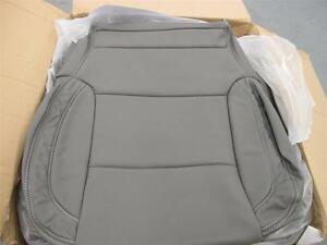 2014 2015 2016 2017 2018 Chevy Silverado Sierra Crew Katzkin Leather Seat Covers