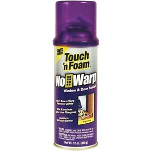 12 Pk Touch n Foam 12 Oz Window Door Insulating Foam Sealant 4001044000