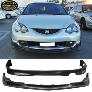 Fits 02 04 Acura Rsx C west Style Front Lip Rear Bumper Lip Spoiler