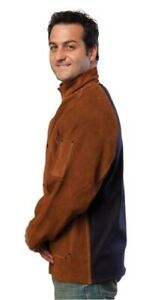 Tillman 3360 Freedom Flex Cowhide Welding Jacket M L Xl