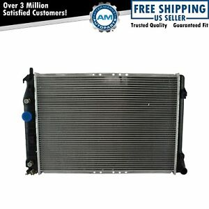 Radiator Assembly Aluminum Core Direct Fit For 97 04 Chevrolet Corvette New