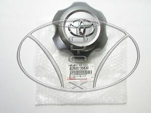 New Genuine Toyota Factory Oem 42603 35830 Wheel Center Cap 4runner 2006 2009
