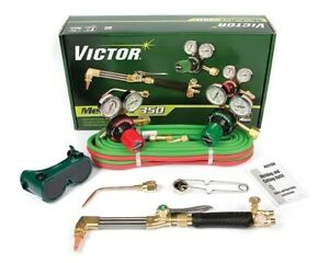 Victor Medalist 350 Heavy Duty Cutting Welding Outfit 0384 2690
