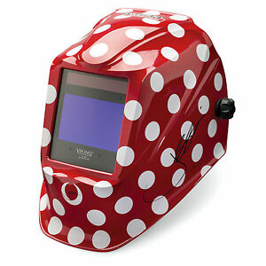 Lincoln Viking Jessi The Welder 2450 3 Welding Helmet K4437 3