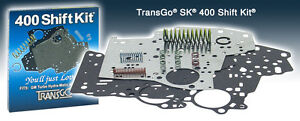 Gm Th400 Th 400 New Transmission Shift Kit Transgo Th 400 65 Up Sk 400 T34165