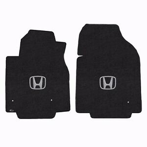 Lloyd Mats Velourtex 2 Pc Front Floor Mat Set Ebony 2009 2015 Honda Pilot