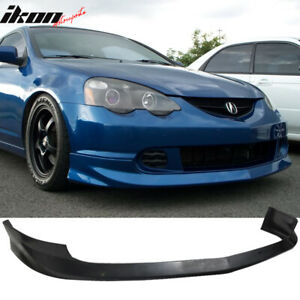 Fits 02 04 Acura Rsx Dc5 2dr Coupe A Spec Front Bumper Lip Spoiler Urethane Pu