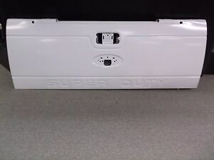 Ford F250 F350 Painted Step Tailgate Shell Super Duty 99 2016 Flex We Sell Beds