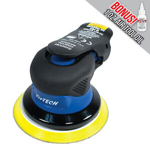 5 6 Palm Style Air Random Orbital Sander Composite Housing 3 16 Orbit