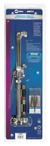 Miller Smith Medium duty Combination Torch And Tip Package 16281