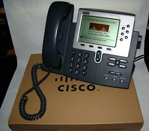 384 Cisco Unified Ip Office Business Phone 7960g Telephone Handset Cp 7960g 7960