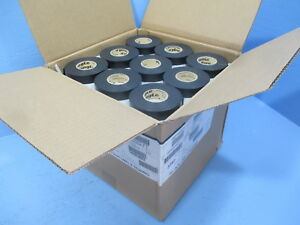New Box Of 117 Plymouth Yongle Electrical Tape M2147021 Black Automotive Pvc