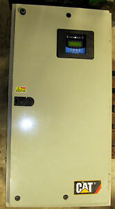 Caterpillar 225 Amp 480 277 Volt Automatic Transfer Switch Nema 12 Enclosure