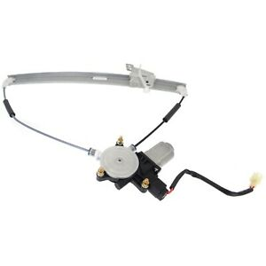 Power Window Regulator For 2008 2012 Ford Escape Front Driver Side With Motor