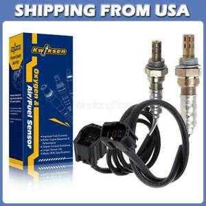 1 Upstream 1 Downstream Oxygen Sensor 1 2 For 04 05 Mazda 3 L4 2 3l Oe Plug