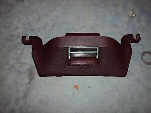 1973 Pontiac Lemans Sport Steering Column Cover Plate With A C Vent 73