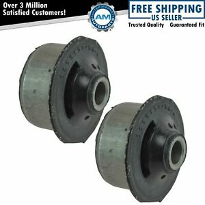 Front Lower Forward Control Arm Vertical Bushing Pair Set 2 For Gm Olds Chevy