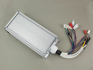 48 60 64v 3000w Electric Bicycle Scooter Brushless Dc Motor Speed Controller