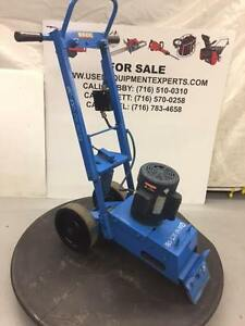 Used Edco Ts8 75 Floor Stripper Tile Removal Grinder Scraper Vct Carpet Vinyl